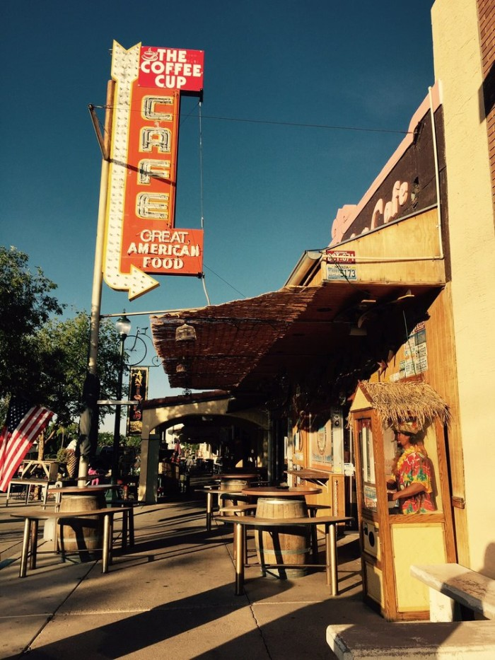 5. The Coffee Cup - Boulder City, NV
