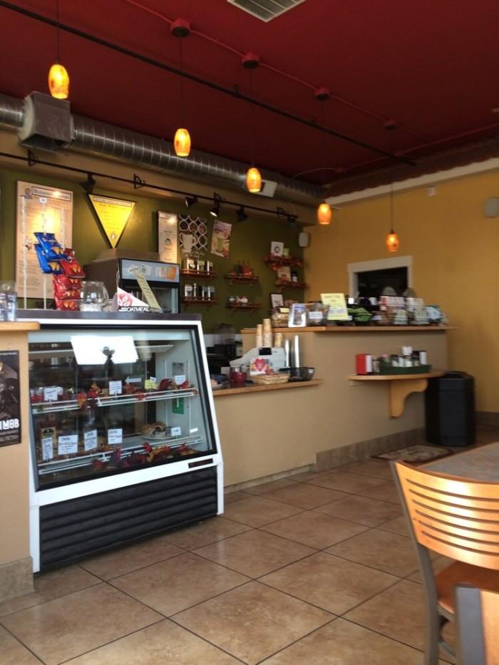 7. Dreamers Coffee House & Deli - Reno, NV