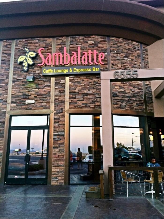 8. Sambalatte Caffé Lounge & Espresso Bar - Las Vegas, NV