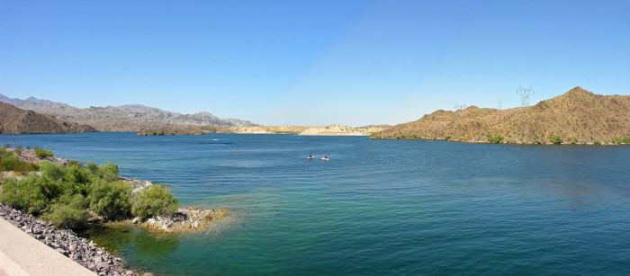 7. Lake Mohave