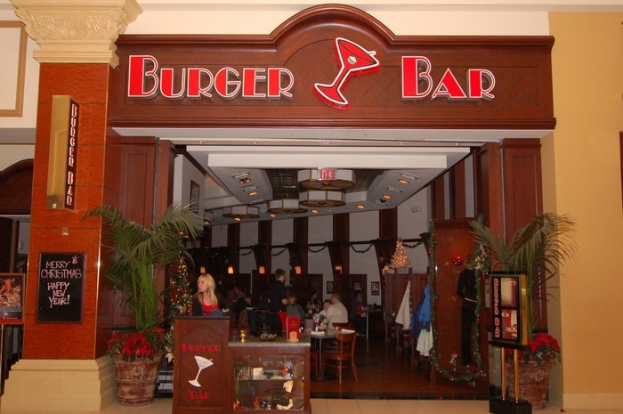 10. Burger Bar - Las Vegas, NV