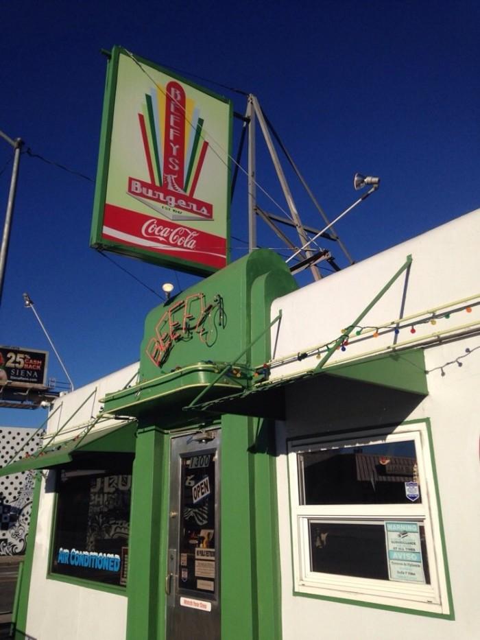 2. Beefy's Burgers - Reno, NV