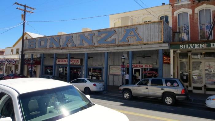 8. Bonanza Cafe - Virginia City, NV