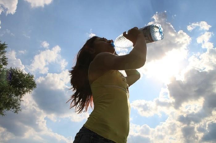 1. Dehydration