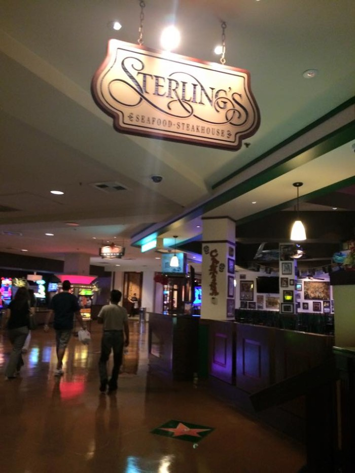 9. Sterling's Seafood Steakhouse - Reno, NV