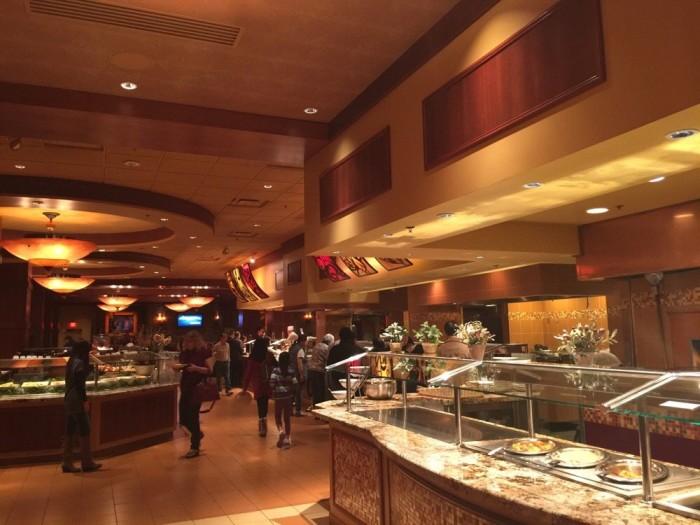 7. The Buffet at Eldorado Resort Casino - Reno, NV