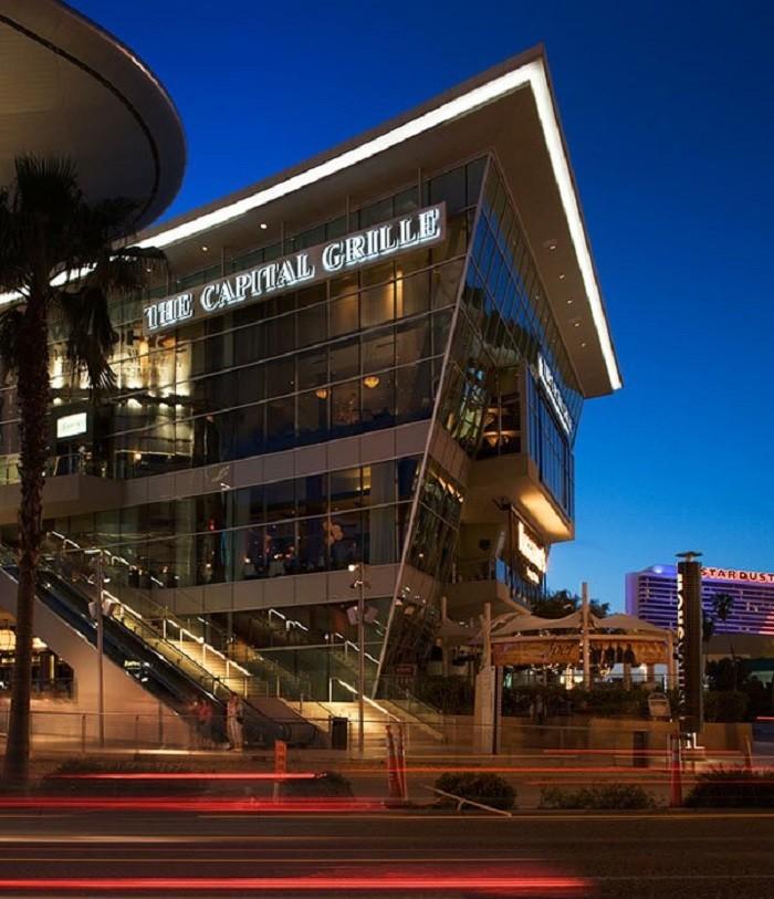6. The Capital Grille - Las Vegas, NV