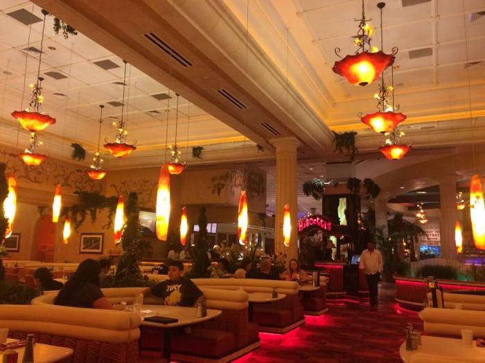 10. Biscotti's at Peppermill Hotel Resort - Reno, NV
