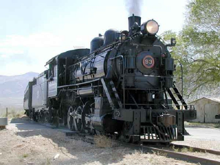 2. Northern Nevada Railway Museum - Ely