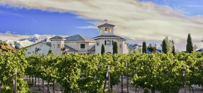 8. Sanders Family Winery - Pahrump