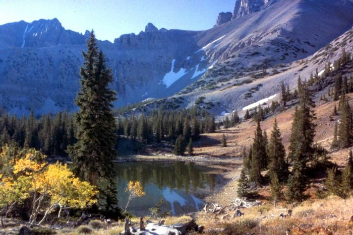10. Great Basin National Park, Nevada's only national park, is pretty awesome, too.