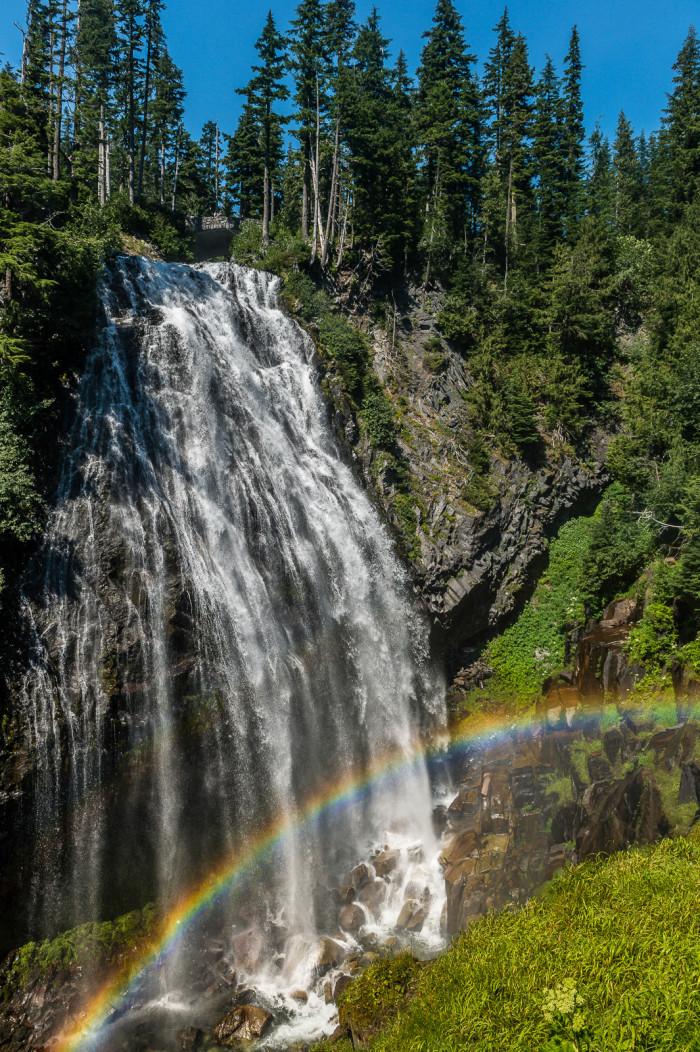 11. Narada Falls, Mount Rainier National Park