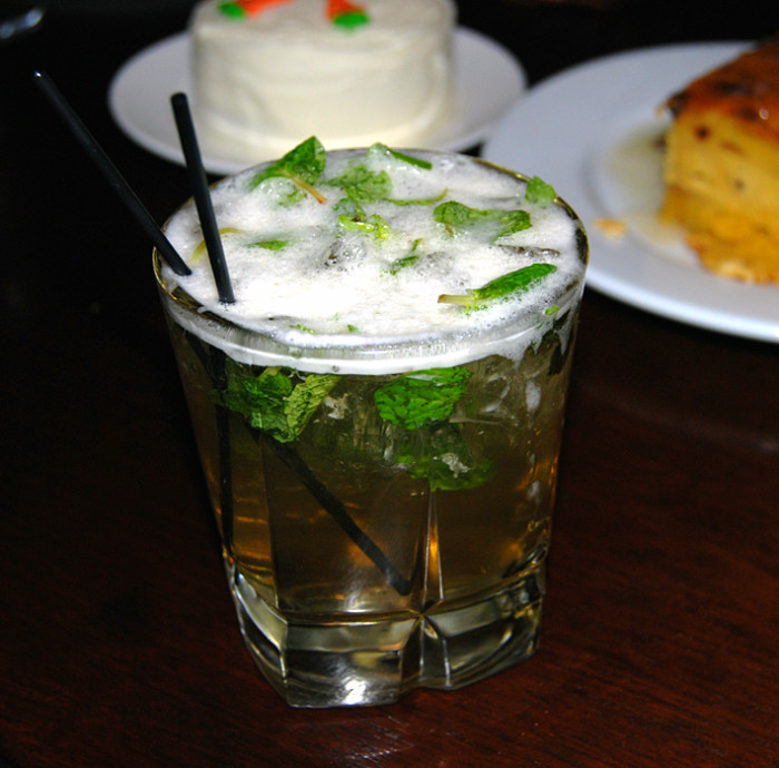 7. Not even Mint Juleps?