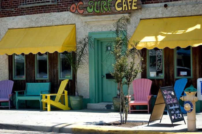9. OC Surf Cafe, Ocean City