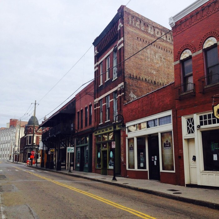 7) Old City Java - Knoxville