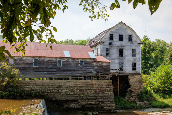 4. Old Grist Mill