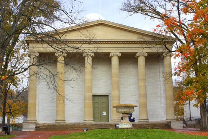 8. Old Kentucky State Capital