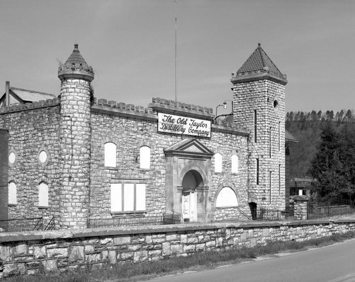 1. Old Taylor Castle