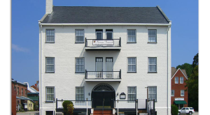 The Harvey Mansion Inn and Restaurant