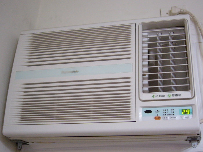 8. Any state that has a summer season can thank us for air conditioning.