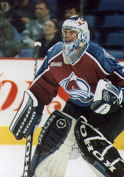 12. 1996: The Colorado Avalanche defeat the Florida Panthers in four games to win the Stanley Cup.