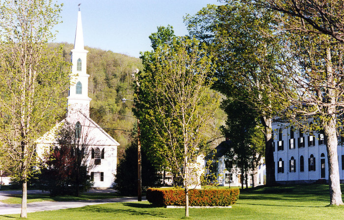 11.  Town of Newfane.