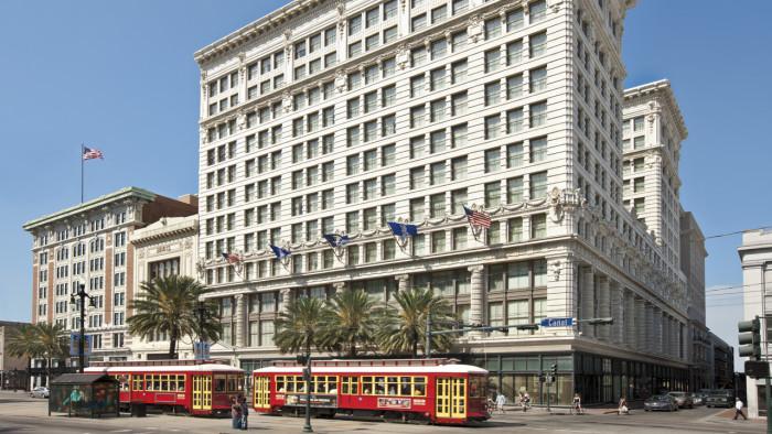 7. The Ritz-Carlton New Orleans, LA