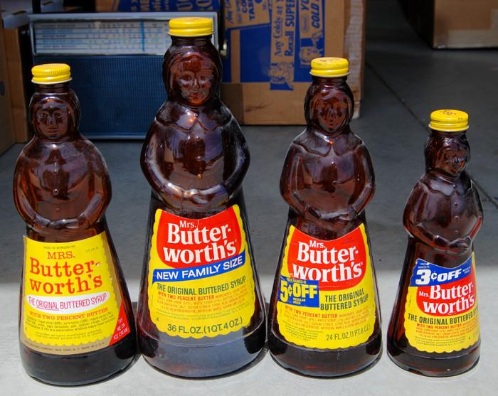 5.  Fake syrup.
