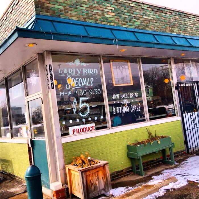 1) Rose's Fine Food, Detroit