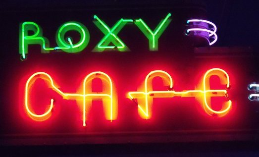 10) Roxy Café, Jackson