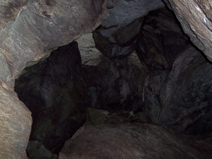6.Smugglers' Cave.