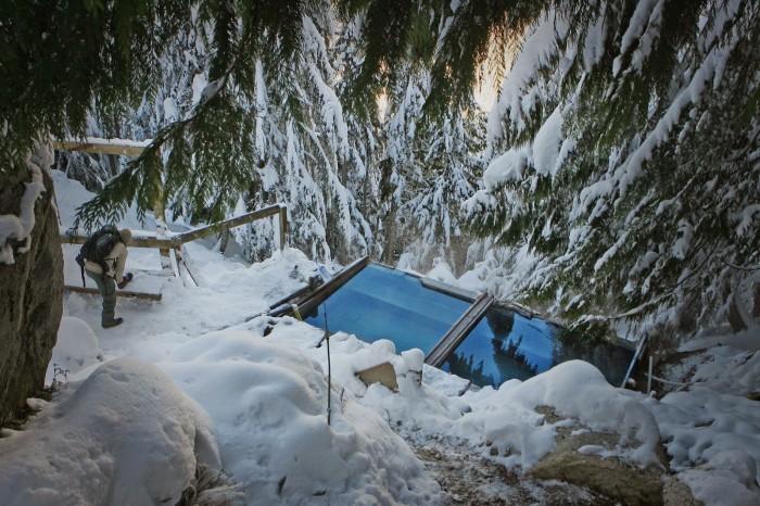 8. Scenic Hot Springs