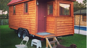 This Guy Built A 100 Sq Ft House In Louisiana… And It's Unbelievable
