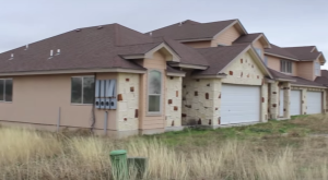 These Abandoned Houses In Texas Look Like Something Out of A Zombie Movie