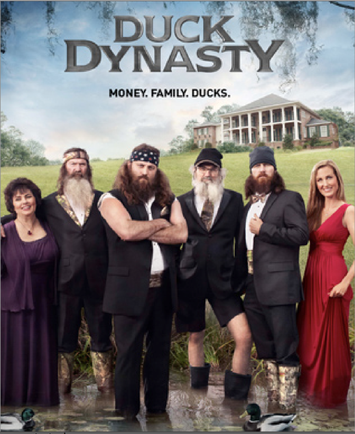 5. Do you know the people from Duck Dynasty?