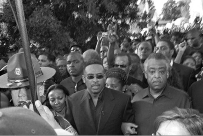 6. Jena, LA: September 20, 2007 -- Jena Six Protests
