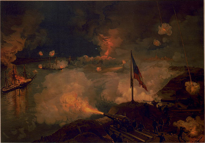 1. Port Hudson, LA: May 22nd-July 9th, 1863 --Longest Siege in US Military History