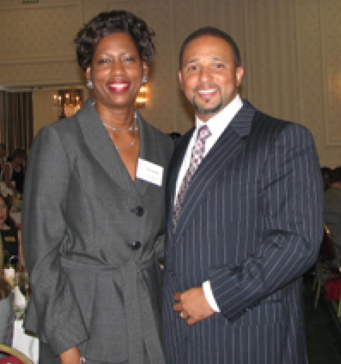 5. Rose Hudson, CEO of Louisiana Lottery Corporation