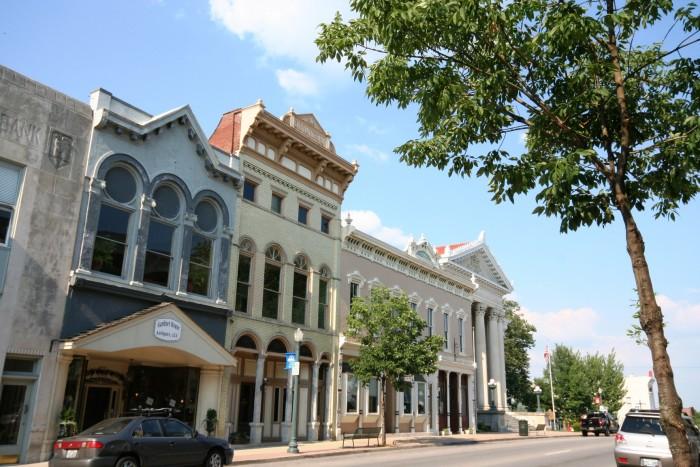 10. Shelbyville