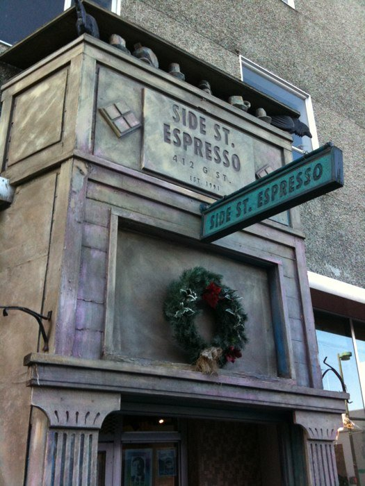 7) Side Street Espresso