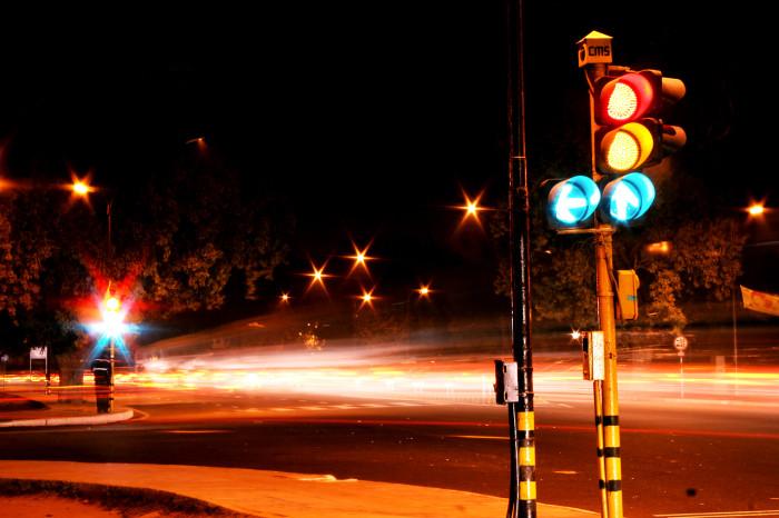 3) Signal lights