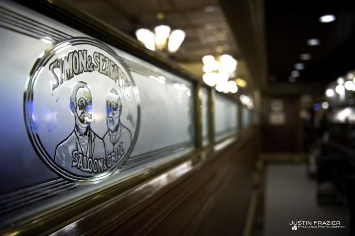 3) Simon & Seafort's Saloon & Grill, Anchorage.