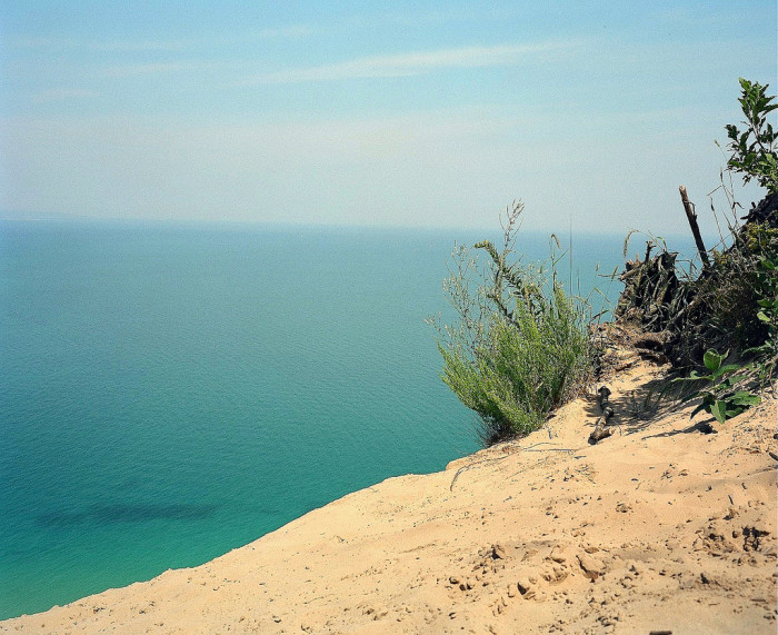 2) Sleeping Bear Dunes National Lakeshore