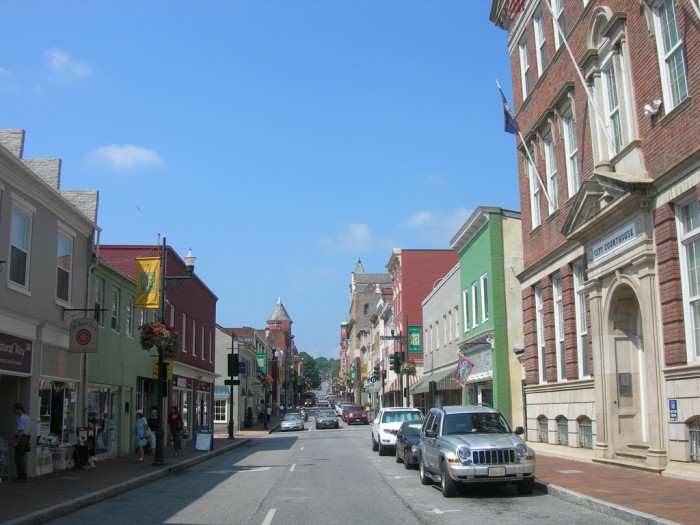 11. The Small Towns.