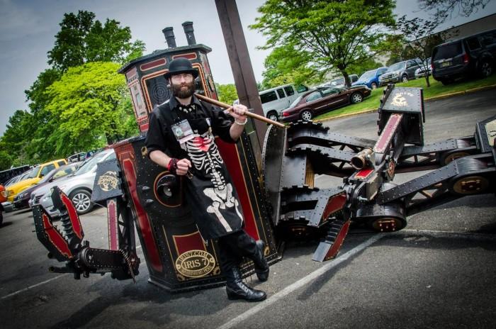 10. The Steampunk World's Fair, Piscataway