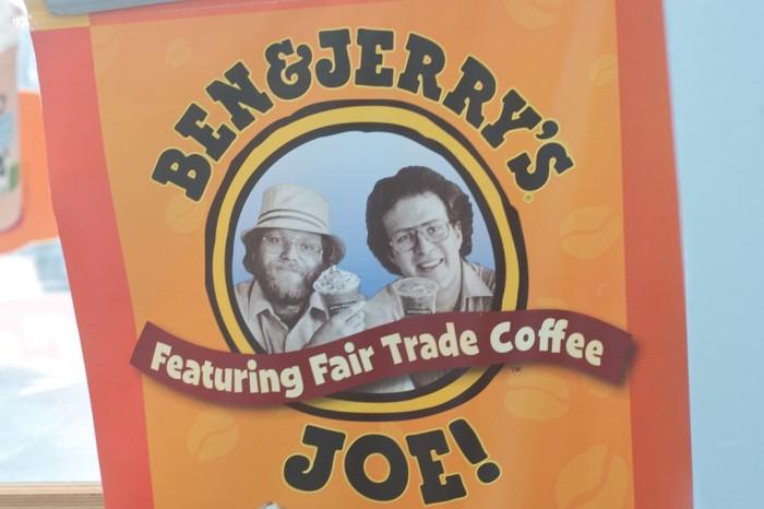 1.  Ben & Jerry's.