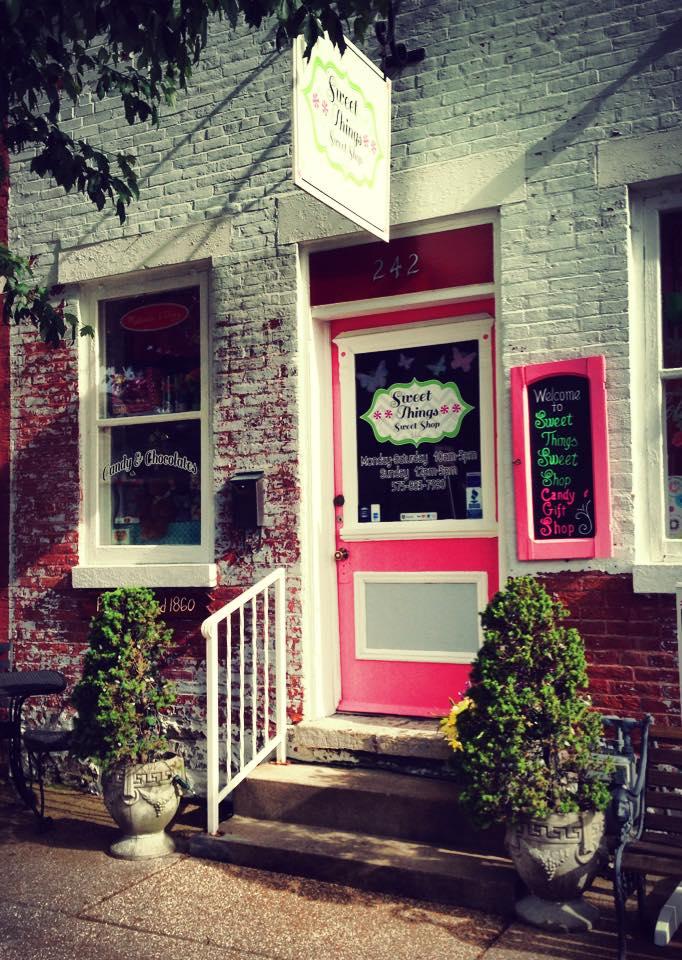 Sweet Things Sweet Shop, 242 Market Street