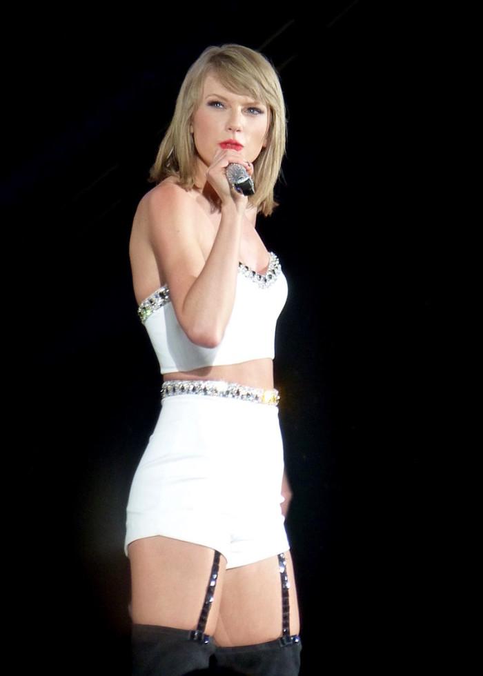 11. Taylor Swift.