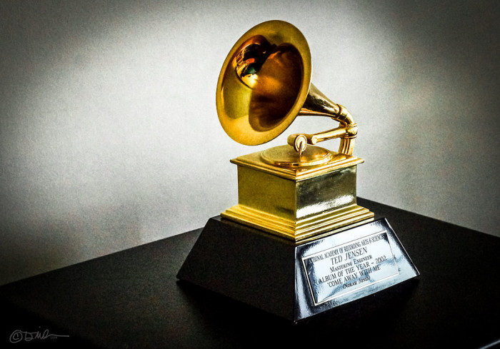 5. Every Grammy statue awarded in the last 30 years was made by Ridgway resident John Billings.
