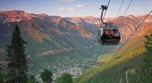 Telluride-Mountain Village Gondola